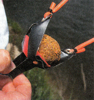 Рогатки для рыбалки своими руками