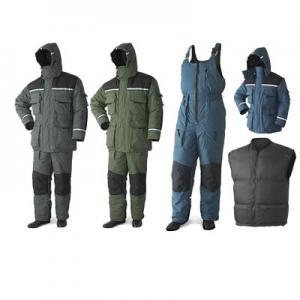 """""""Буран """" - очень теплый зимний костюм для отдыха на природе."""