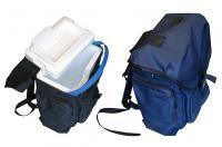 """Ящик-рюкзак  """"два в одном """" для зимней рыбалки.  Ящик Artekno EPS..."""