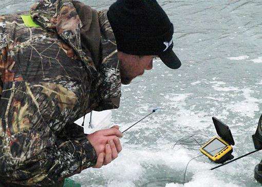 Камеру для подледной рыбалки своими руками
